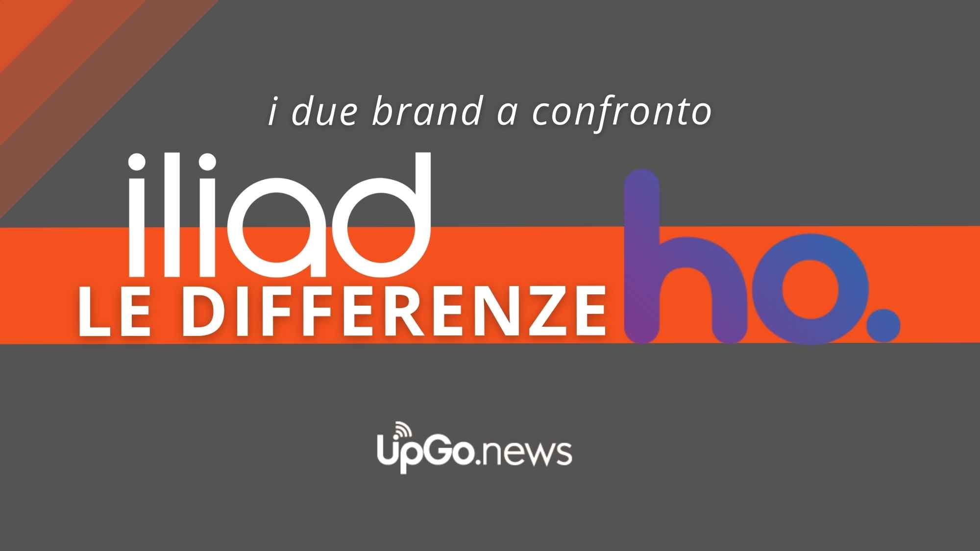 Differenze Iliad Ho