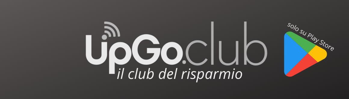 UpGo Club app Iliad