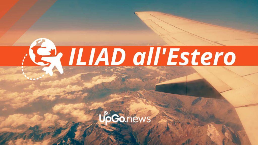 Iliad all'estero come funziona